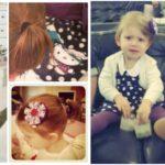 Addison Rocking Hello Kitty Style