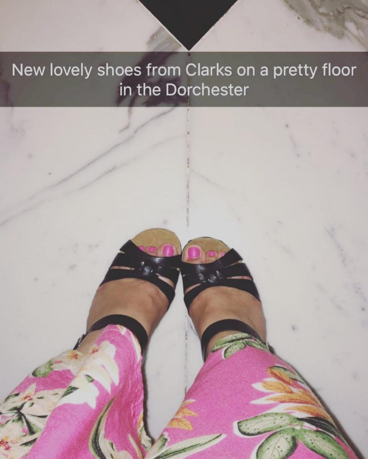 Wow new shoes yesterday Love that clarksshoes have made thesehellip