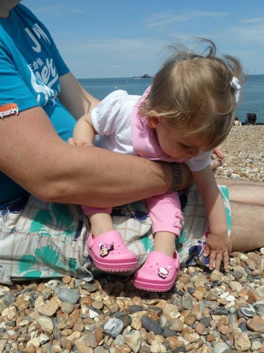 Oh Pebbles - Beach
