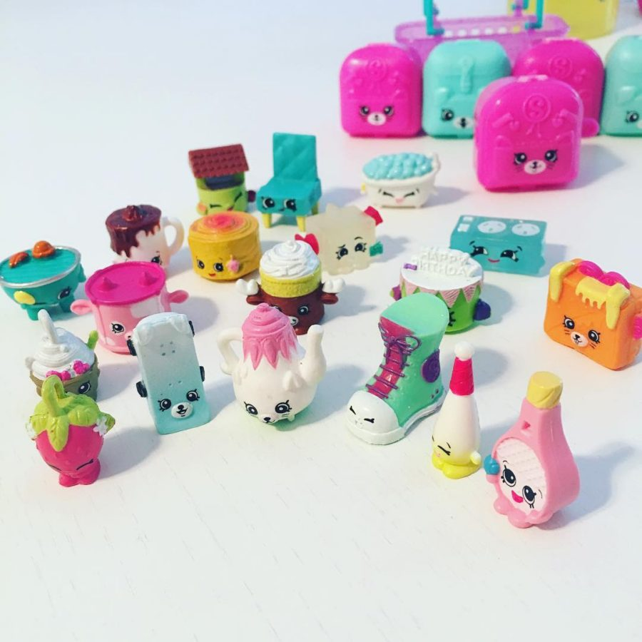 So we now have a Shopkins collector in the househellip