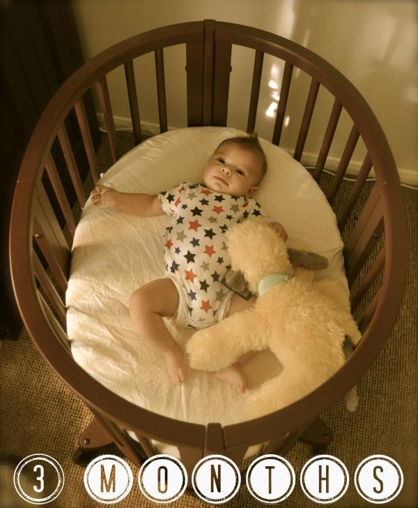 Deacon turns 3 months