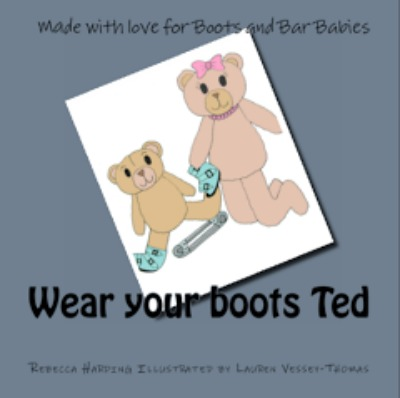 wear your boots ted