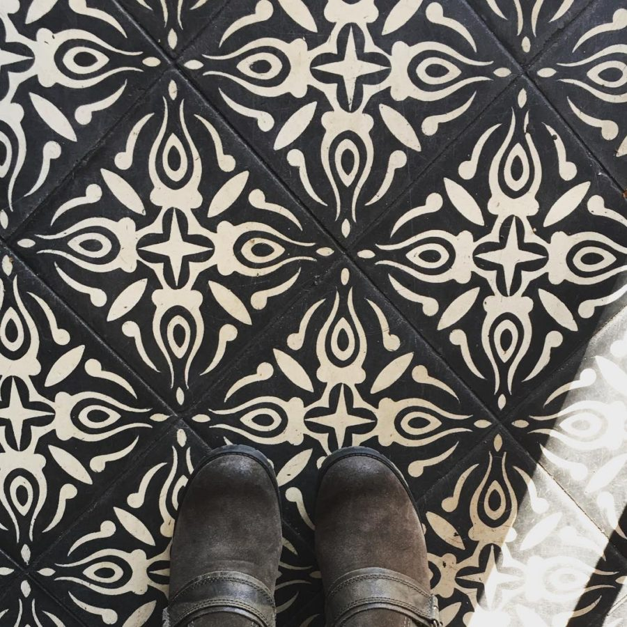 I have floor envy in cotebrasserie  one day Ihellip