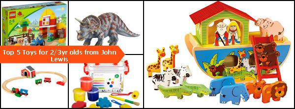 John Lewis Toys