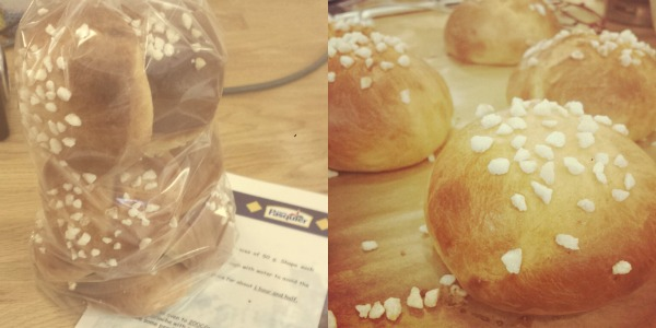 baking with brioche pasquier