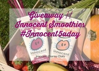 On the blog with the help of innocentsmoothies I amhellip