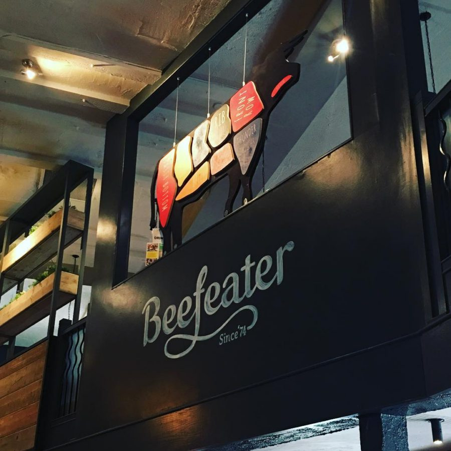 We are at the newly refurbished beefeater in Maidstone havehellip