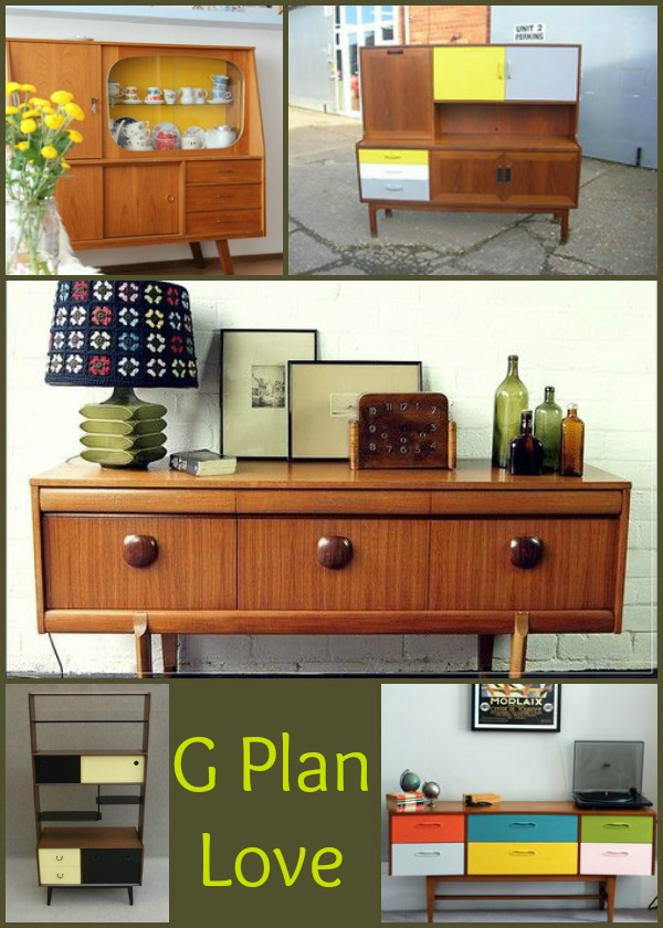 G Plan Furniture