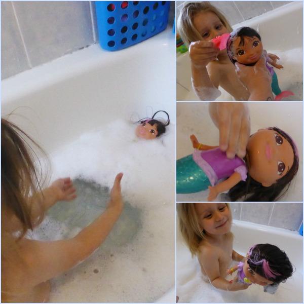 Dora The Explorer Swimming Mermaid Review