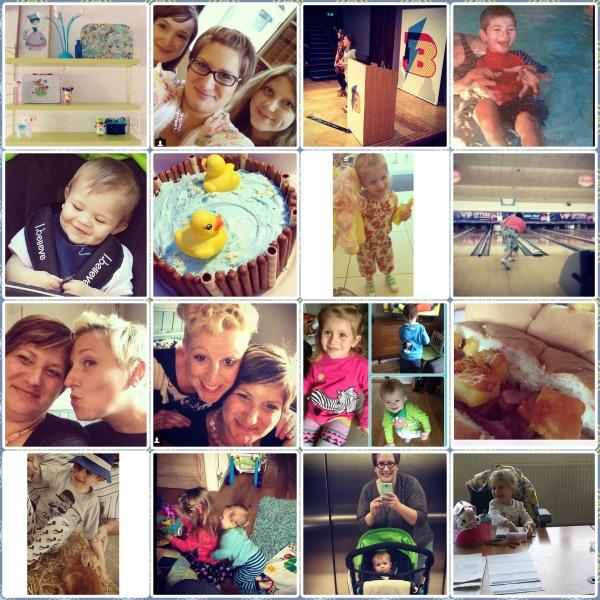 Instagram in May