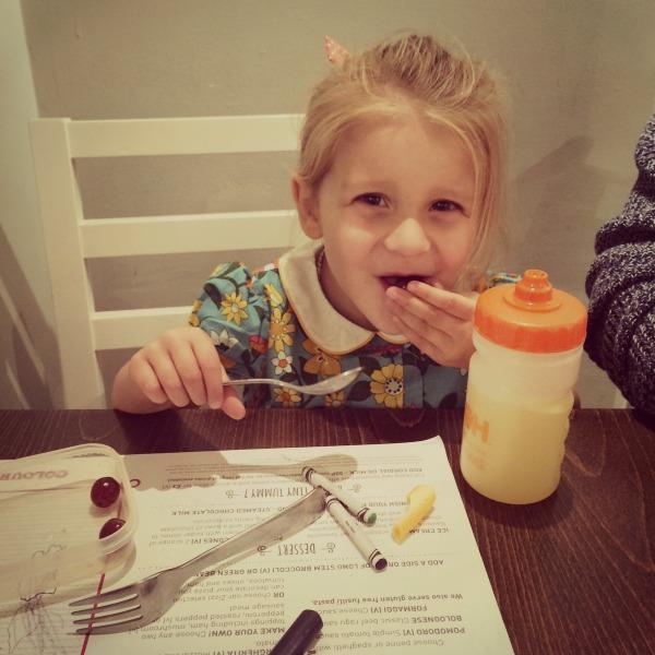 Addison at Zizzi's