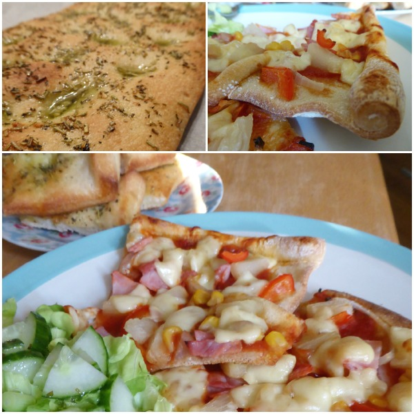 Jus-Rol Bake It Fresh Pizza Review