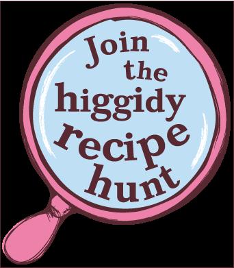 Higgidy Recipe Hunt