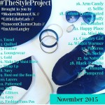 Fashion // #TheStyleProject {Nov 2015}