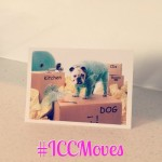 #ICCMoves / WallPops Review & Giveaway