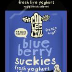 Food | Blueberry Suckie Taste Test