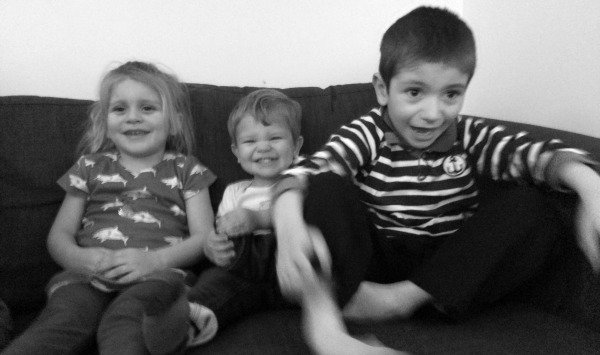 Crazy siblings