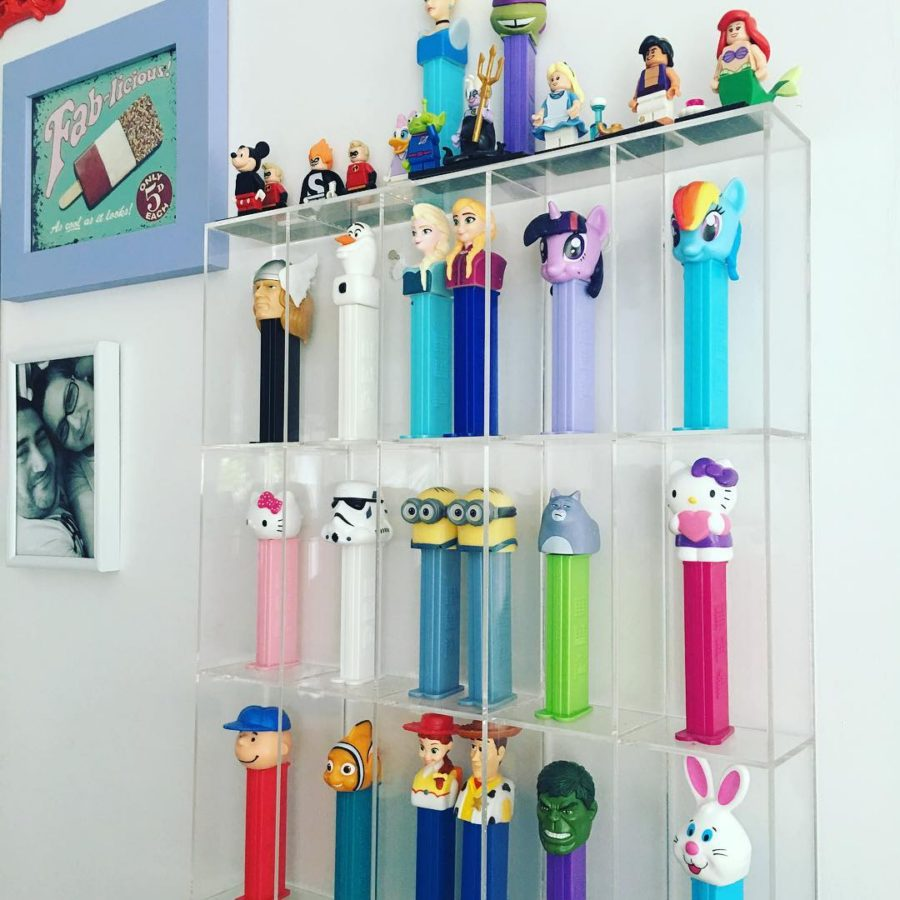Spot our newest PEZ Chloe from secretlifeofpets we love thathellip