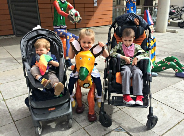 The kids May 2015