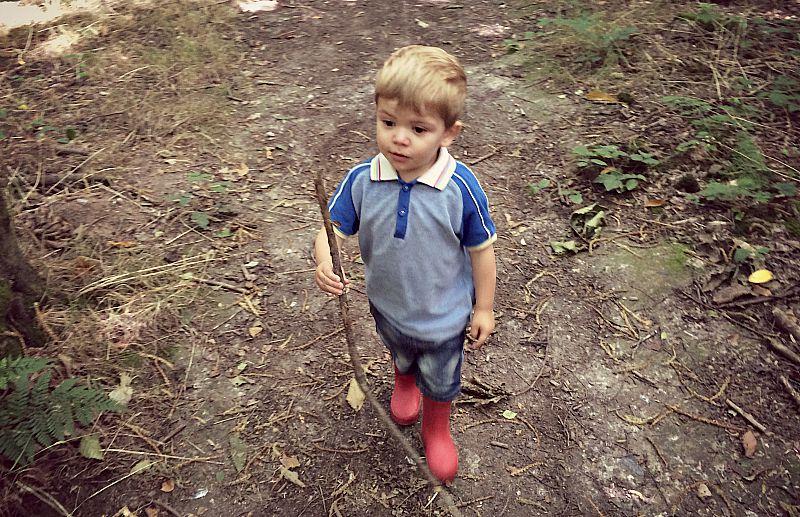 Deacon In The Woods