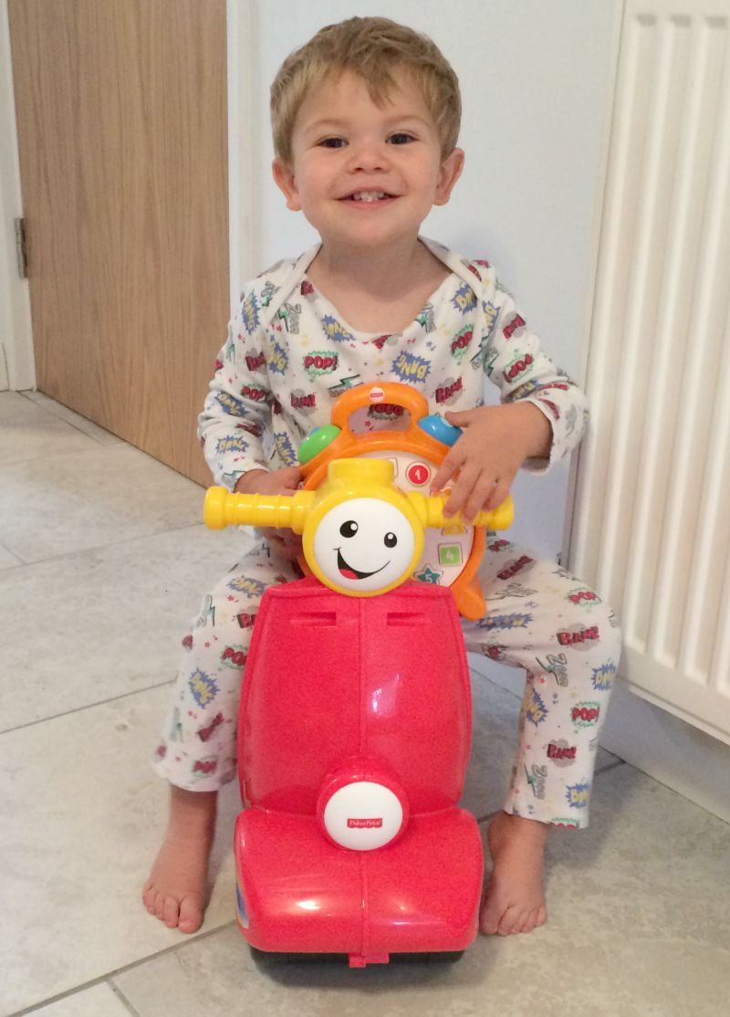 Fisher Price Smart Stages Review