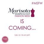 Marisota Shapeology Fashion Week Is Coming