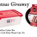 Giveaway // Bake For Christmas With Wham
