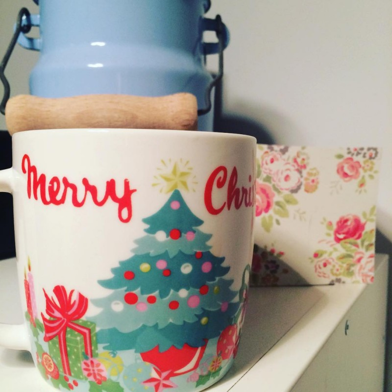 My cathkidstonltd Christmas cup is out filled with much neededhellip