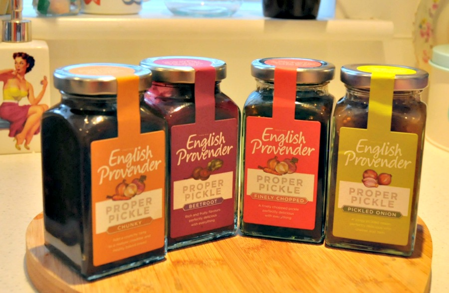 The English Provender Pickle