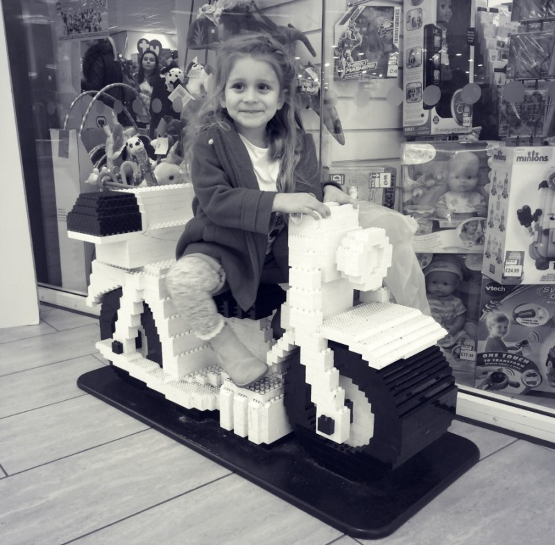 Lego Bike, coolest thing ever yesterday