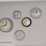 Corners Of My Home // Clock Wall