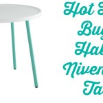 Hot Home Buy // Habitat Niven Table