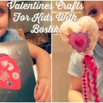 Craft // Valentines Crafts With Bostik