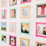 Frame It Friday // Displaying Polaroids