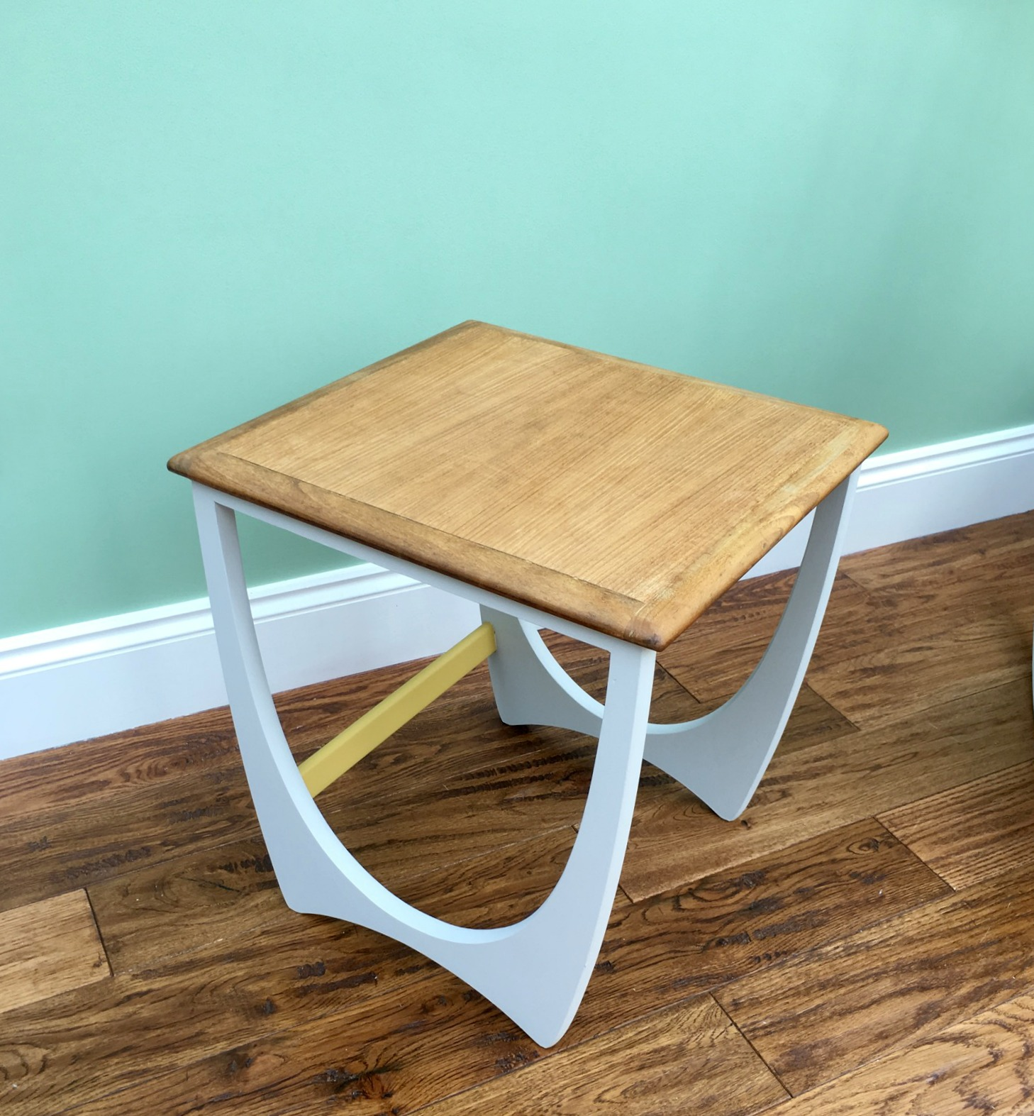 Painted G Plan Table