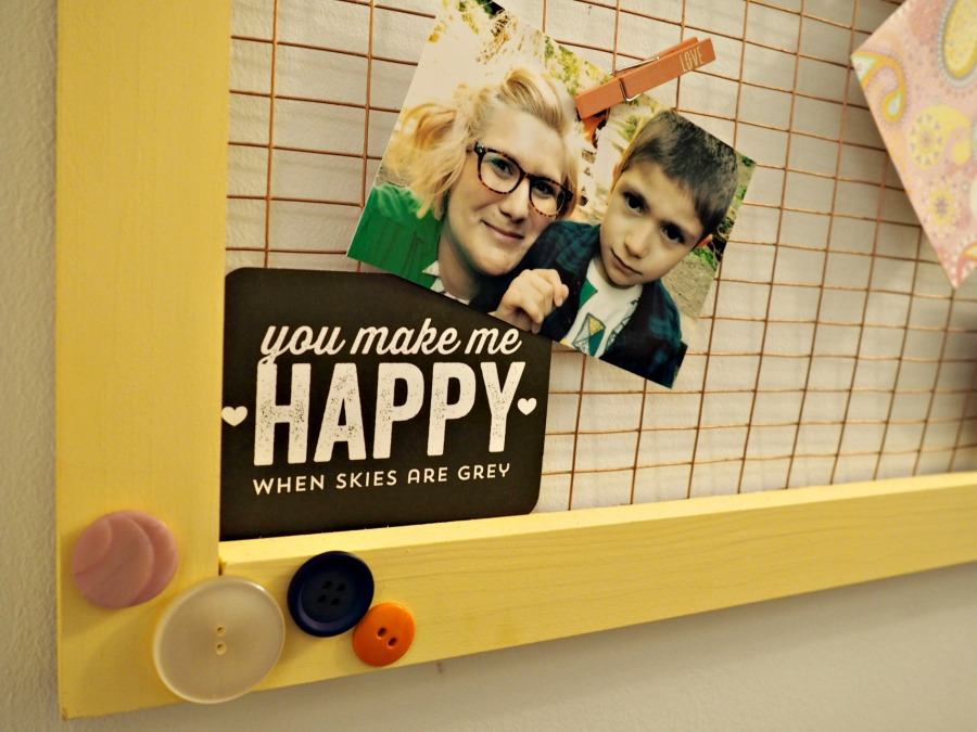 Making a Memory Board with Pinty Plus / Innocent Charms Chats