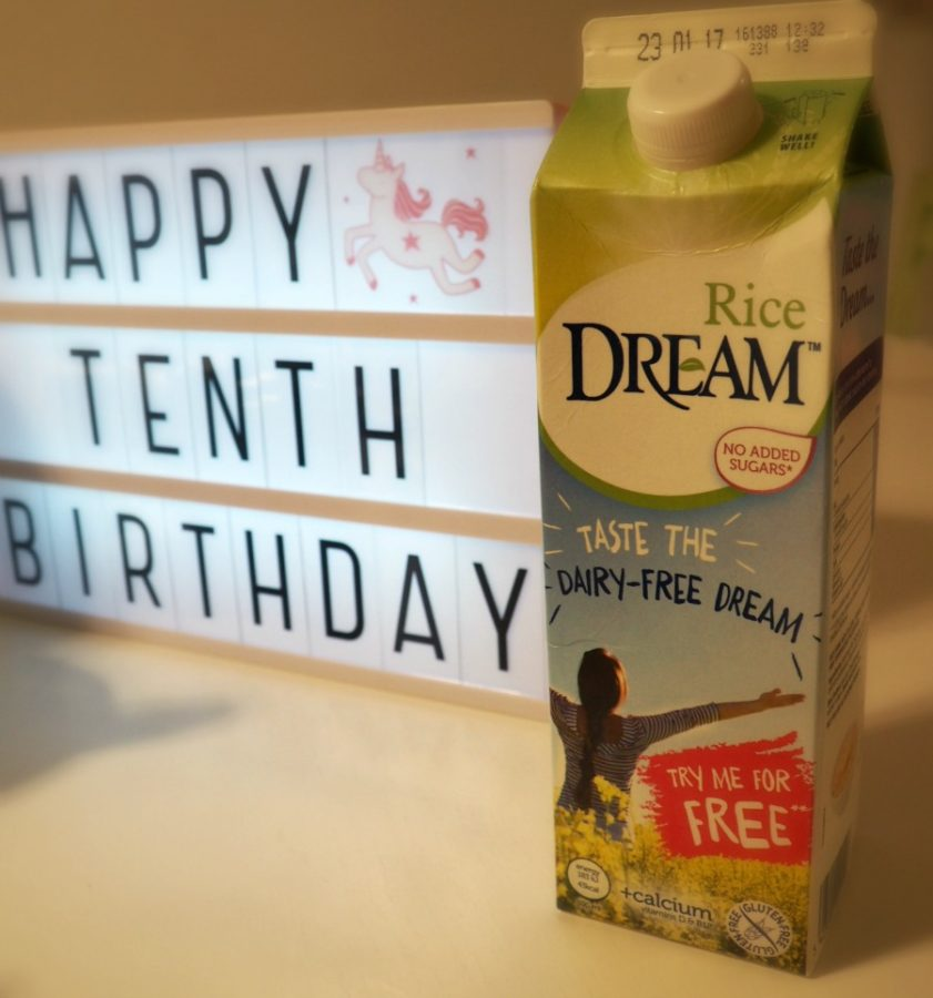 Come find out what we thought about switching to Rice Dream Dairy Free Milk from Innocent Charms Chats
