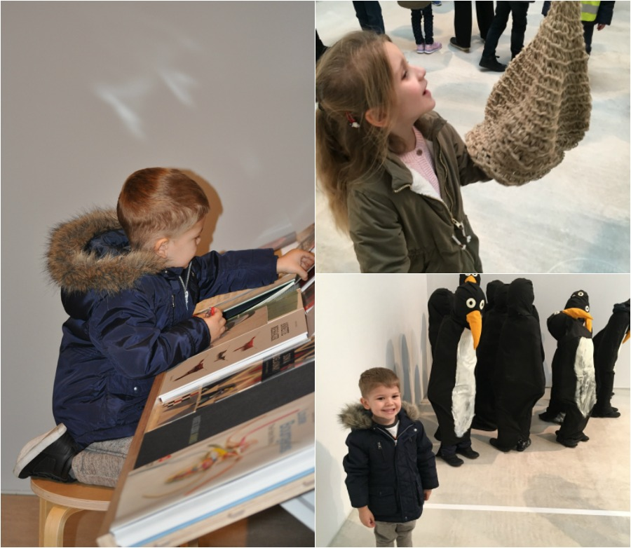 Visiting The Turner Contemporary in Margate with kids from Innocent Charms Chats