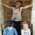 Siblings In April 2017